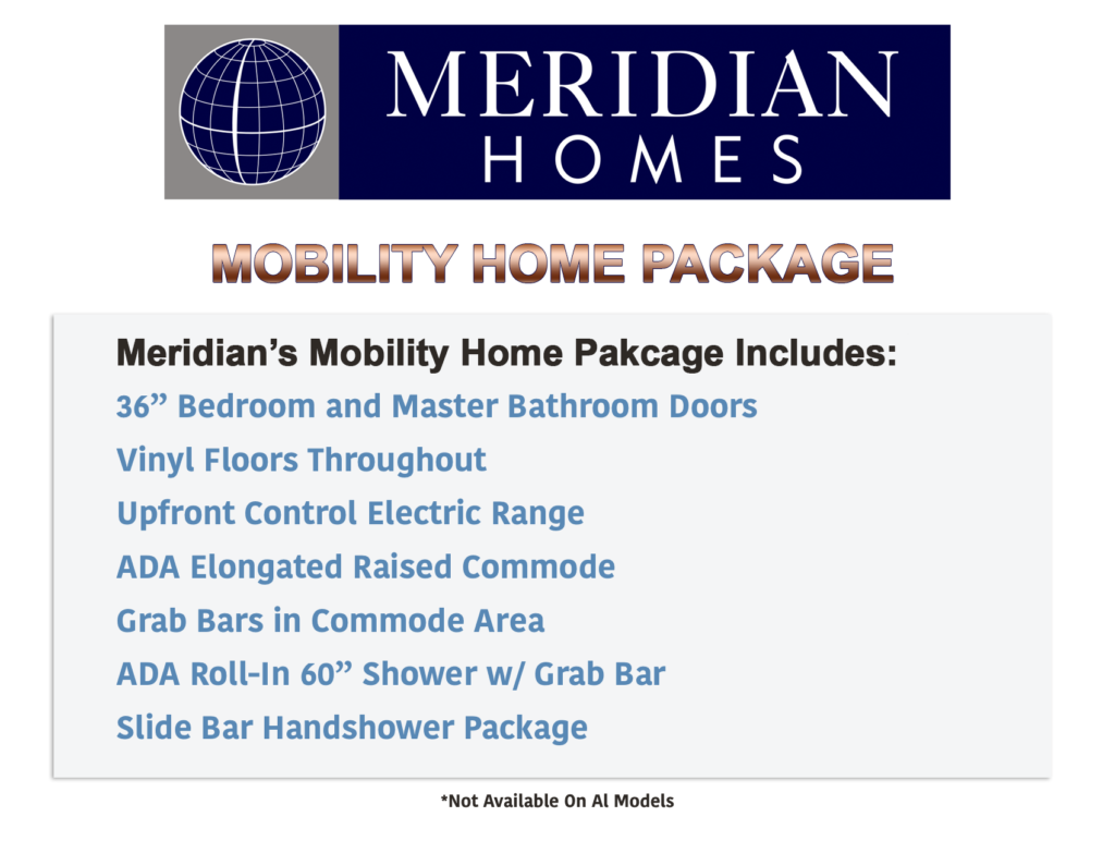 Meridian Mobility Package