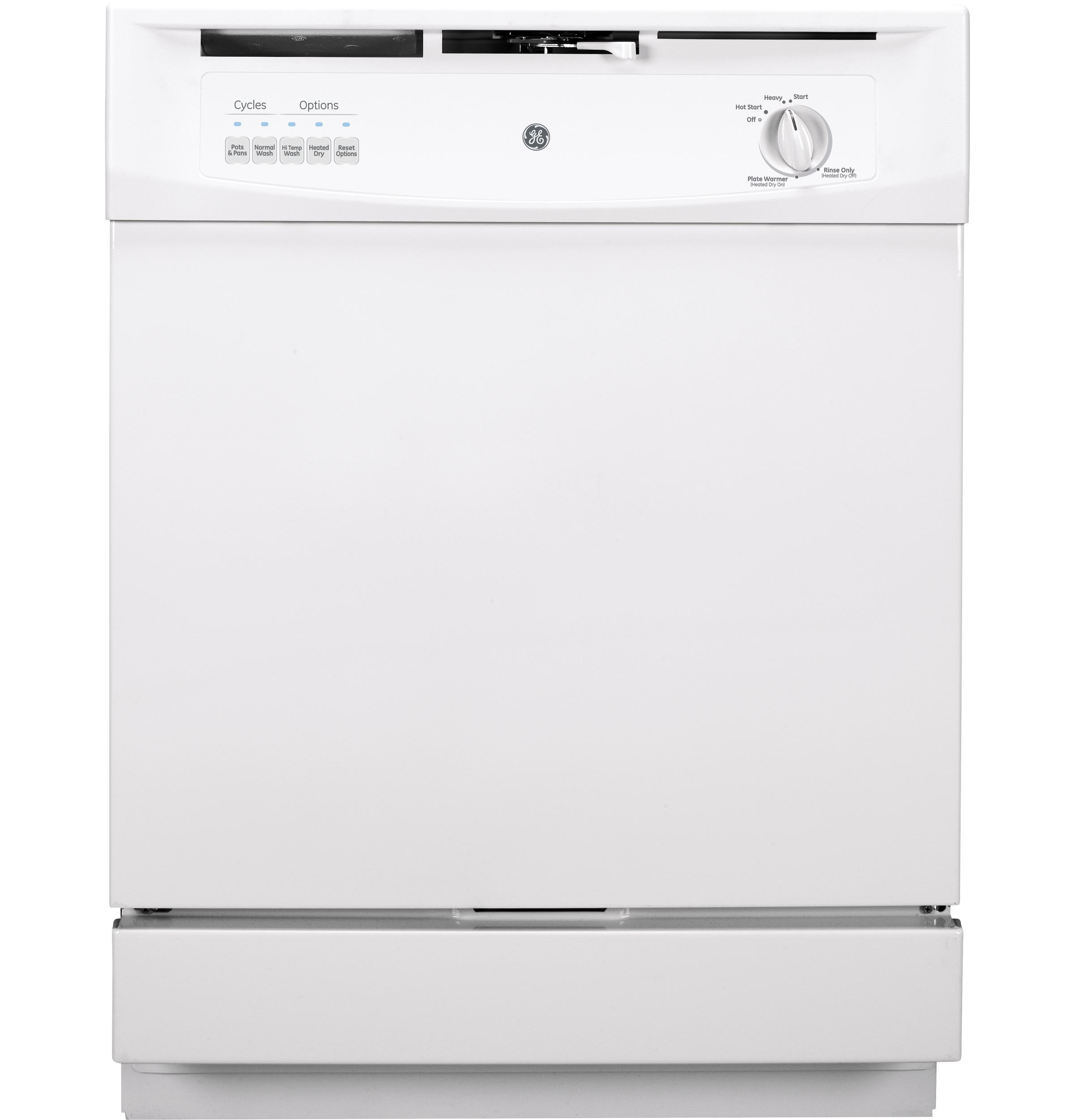 White Dishwasher Image
