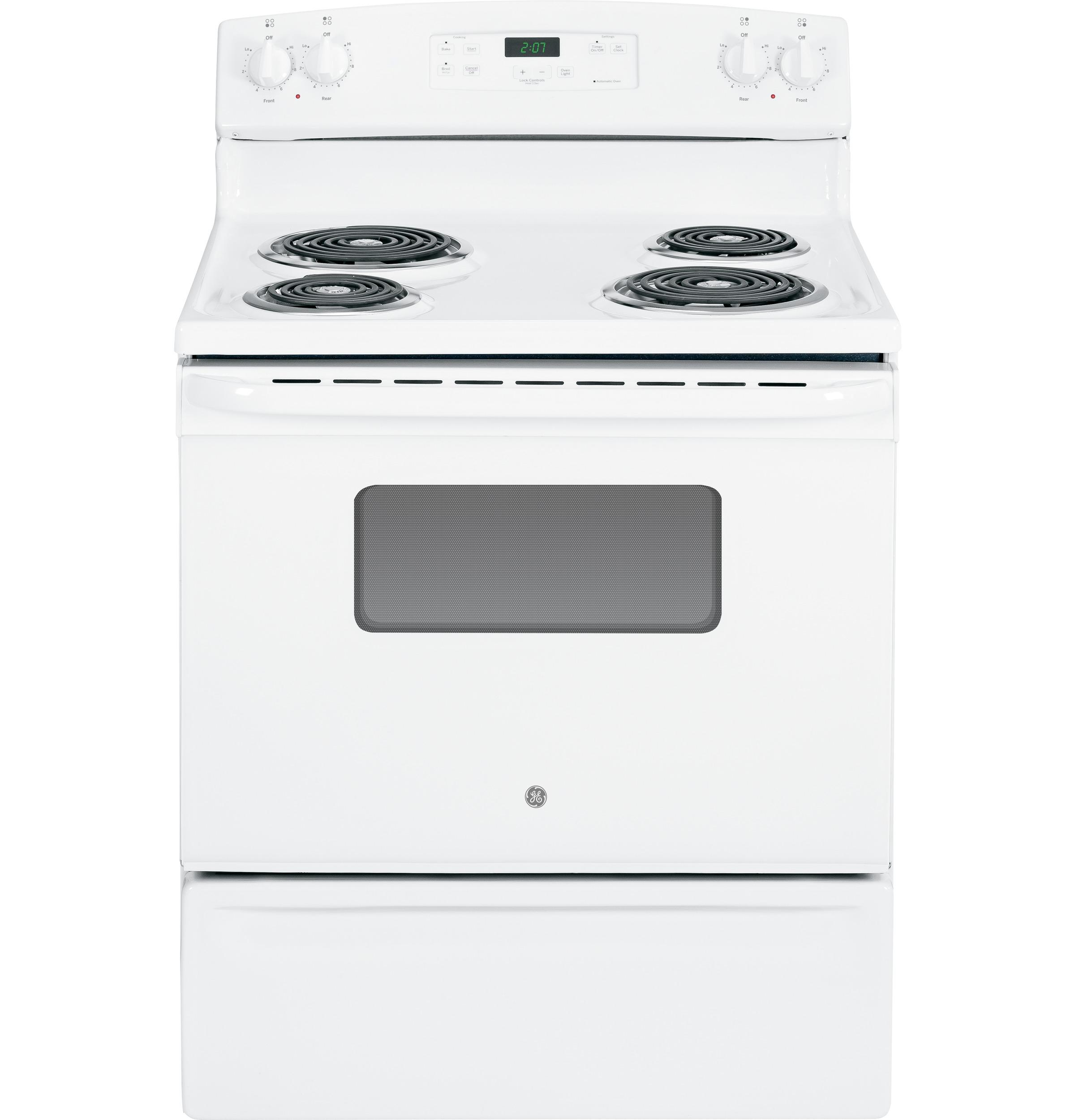 White Deluxe Range Image