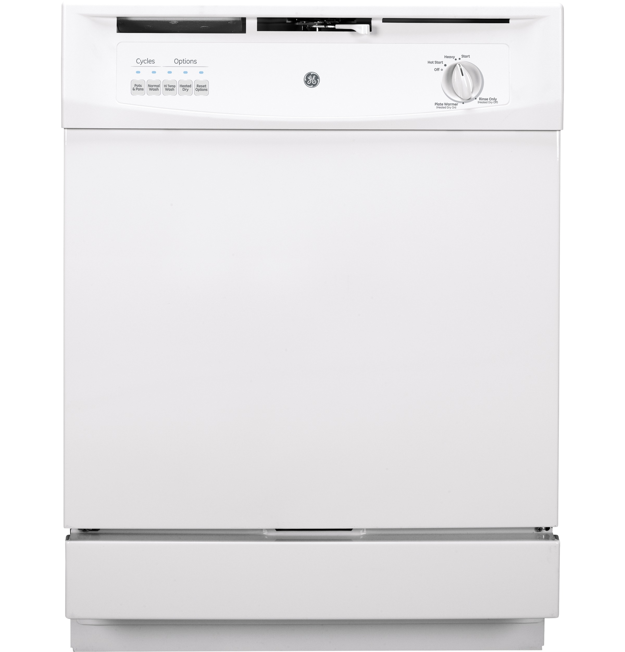 White Dishwasher Image